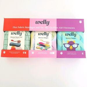Welly Wellness Bandaid Set